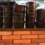 ビストロ  アン・ココット - 容器のお鍋も可愛らしい。