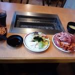 すたみな太郎 - 土日祝日限定厚切りステーキ