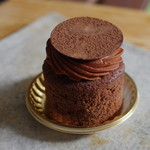 エーグルドゥース - 料理写真:ドゥーブルショコラ55