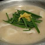 魚米 - 餃子の炊きもの