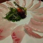 魚米 - 金時鯛の刺身