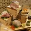 炉ばた えんてんか酒場 - 料理写真:鮮魚3点盛り合わせ 1800円