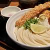 うどん居酒屋 江戸堀 - 料理写真:竹鶏玉ぶっかけうどん 冷  500g