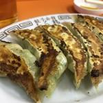 餃子会館ふく龍 - 焼き餃子