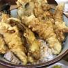 豊野丼 - 料理写真:鰰天丼