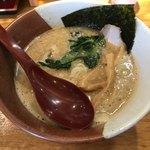 博多らーめん とんこつ家 高菜 - 料理写真:濃厚豚骨醤油