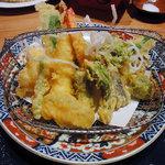 うめ治 - 天ぷら