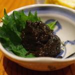 おひつ膳 田んぼ - 海苔の佃煮