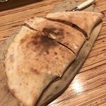 クラフトマン - トリュフと仙台牛の包みピッツァ