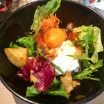 79221789 - ローストラム丼(ご飯は普通盛り)