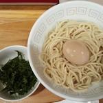 UMAMI SOUP Noodles 虹ソラ - 「味玉和えソバ忍~シノビ~」(2018年1月10日)