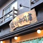 竹中肉店 - 看板