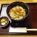 串揚げと和食 323 - ランチ:海鮮ひつまぶし