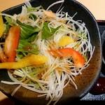 雛鮨 - サラダ