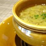 アトリエドフク - 白菜のブイヨンスープ