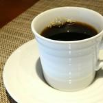 アトリエドフク - コーヒー