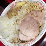 麺でる - どアップ