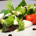 アトリエドフク - 前菜・サラダ