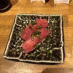 学芸大学前 肉寿司 - 赤身寿司  開店サービス?