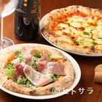 イタリア食堂&ワイン CHEFS - 豊富な種類を手軽に楽しめる『ピッツァ』