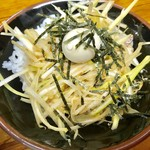 79228512 - ネギ丼【料理】