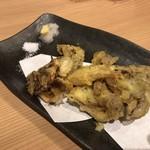 勝浦港 市場食堂 勝喰 - 舞茸天