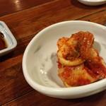瑠嗣亜 - 白菜キムチ 400円