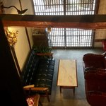 ハナあかり - ロフトの2階からKチェアを眺めるの巻