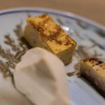 食事 太華 - 芝蝦(しばえび)雞卵焼(たまごやき)