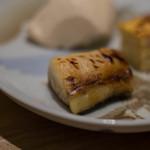 食事 太華 - 鰆(さはら)江戸未醤漬(えどみそづけ)