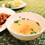 ジュノー - スープ付!!