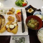 ホテルサンバレー富士見 - 料理写真:ビュッフェ朝食