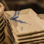 太華 - 古道具(ふるだうぐ)の皿(さら)