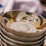 太華 - 骨董品(ふるだうぐ)の皿(さら)