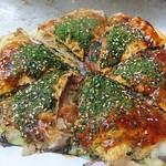 五ェ門 - お好み焼き野菜デラックス