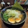 SALT - 料理写真:塩ラーメン(大盛)+半熟卵