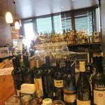 Kemuriyaandofurawa - ワインや焼酎の瓶