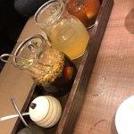 房家 - 焼肉のタレ三種