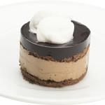 岡山珈琲館 クラブラティエ - 濃厚チョコレートケーキ