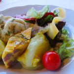大磯迎賓舘 - 湘南の野菜サラダ