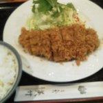 とんかつ 美竹 - トンカツ定食