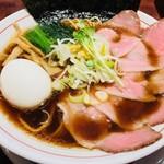 生姜醤油専門 我武者羅 - レアチャーシューがうまい!