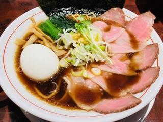 生姜醤油専門 我武者羅 代々木店 - レアチャーシューがうまい!