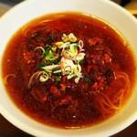 再光軒 - 足立入谷の地元民に愛される中華料理店のラーメン