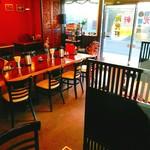 再光軒 - 足立入谷の地元民に愛される中華料理店の店内の様子