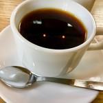 エービーシーカフェ - 本日のコーヒー 500円