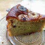エービーシーカフェ - バナナケーキ