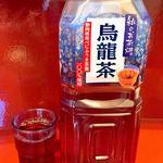 立川マシマシ  - 給水機が故障に付きウーロン茶