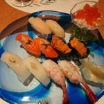 菊鮨 - 菊鮨おすすめ握り