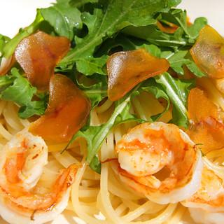 毎日仕入れる、地元広島の食材を生かした伝統的なイタリア料理